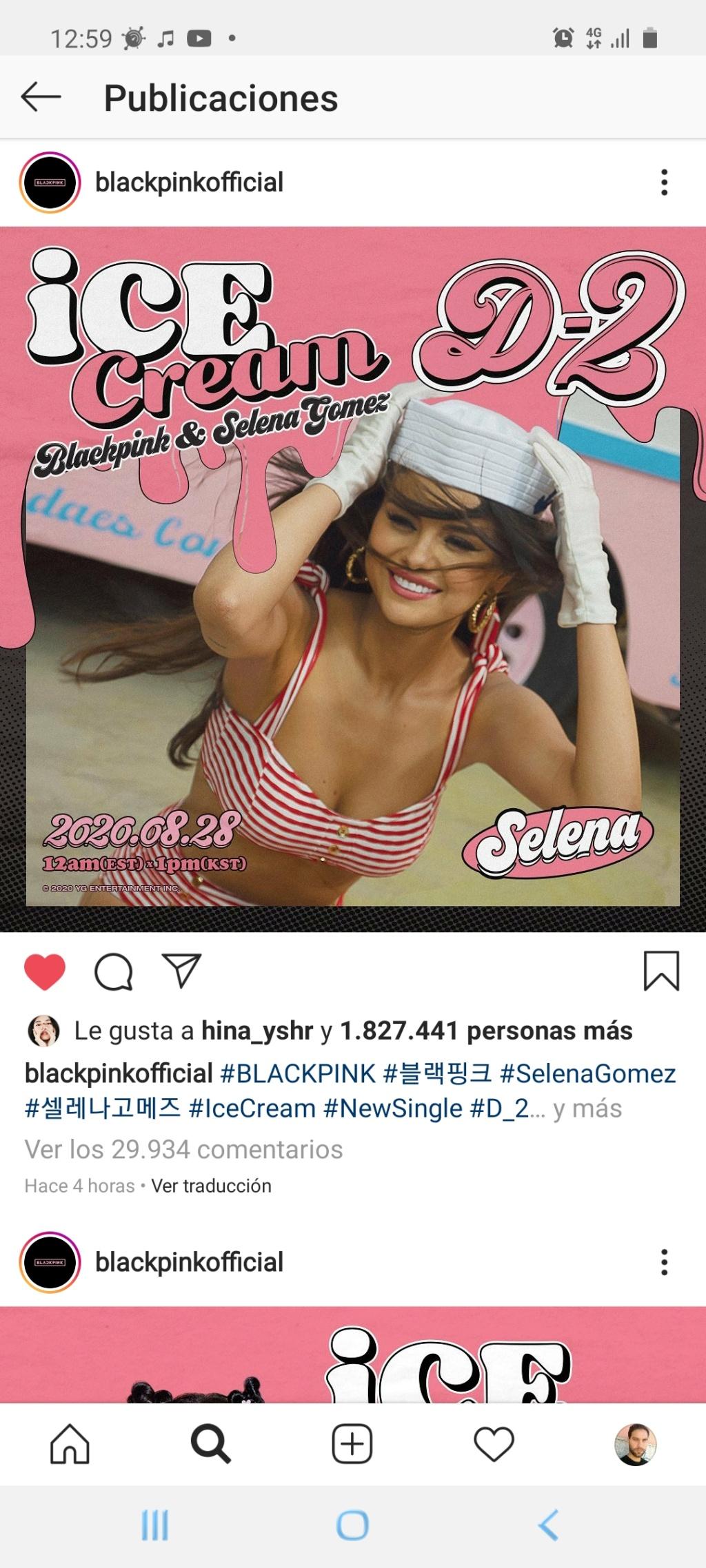 Selena Gomez >> preparando nuevo álbum Screen14