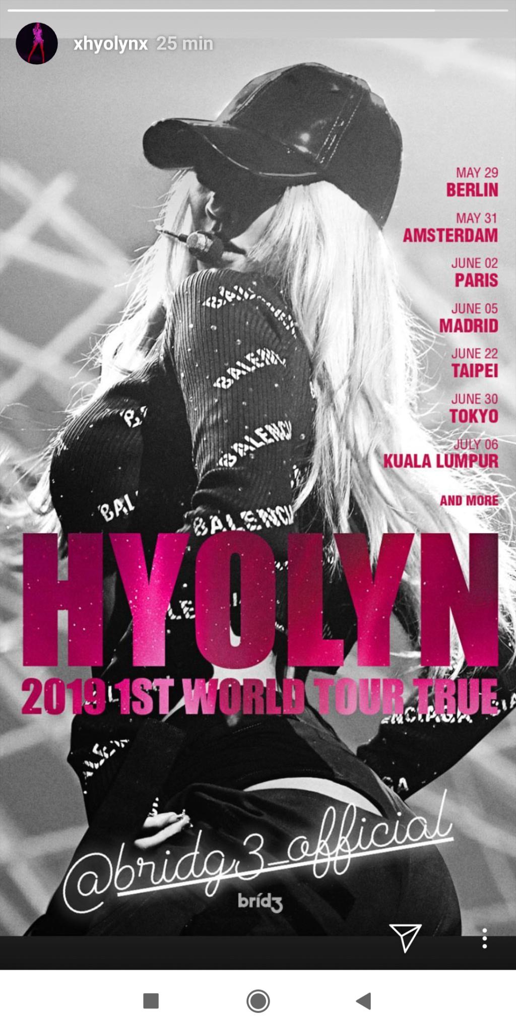 "Hyorin (Sistar) >> Single ""HYOLYN SET UP TIME #1 (To Do List)"" - Página 13 Screen17"