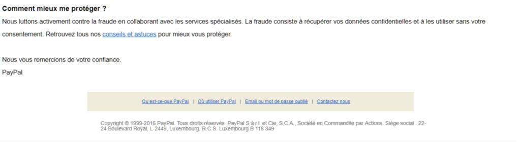 Phishing PayPal  Firesh43