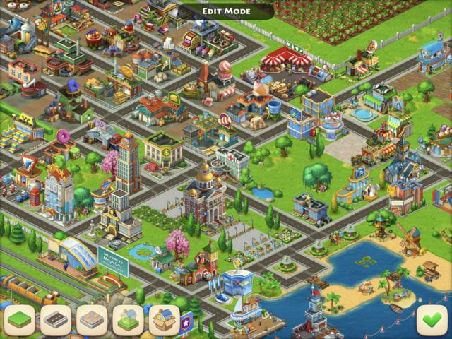 Redesigning my farming area Factor11