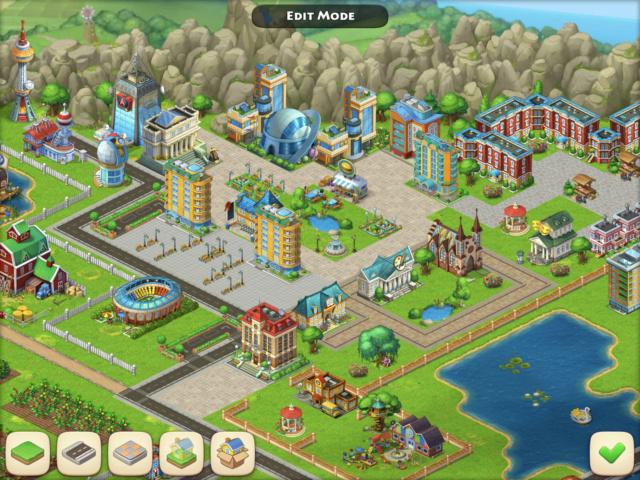 Redesigning my farming area Univer10