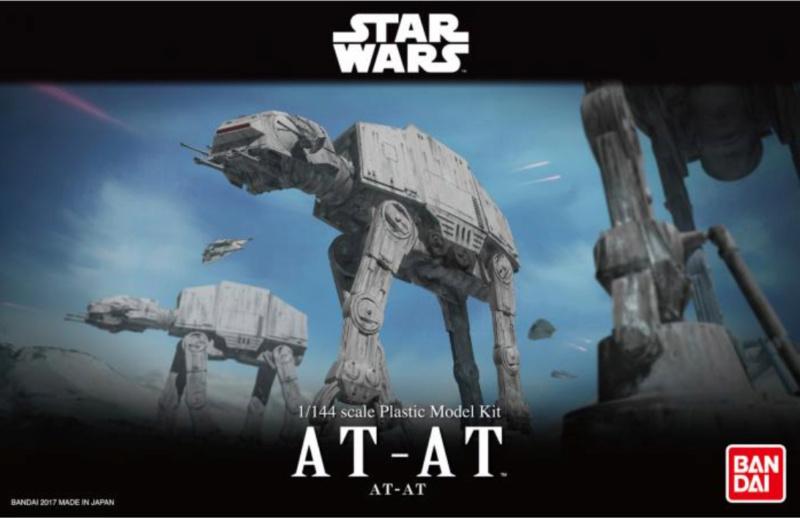 STAR WARS. Bandai 1/144.Terminé. 010
