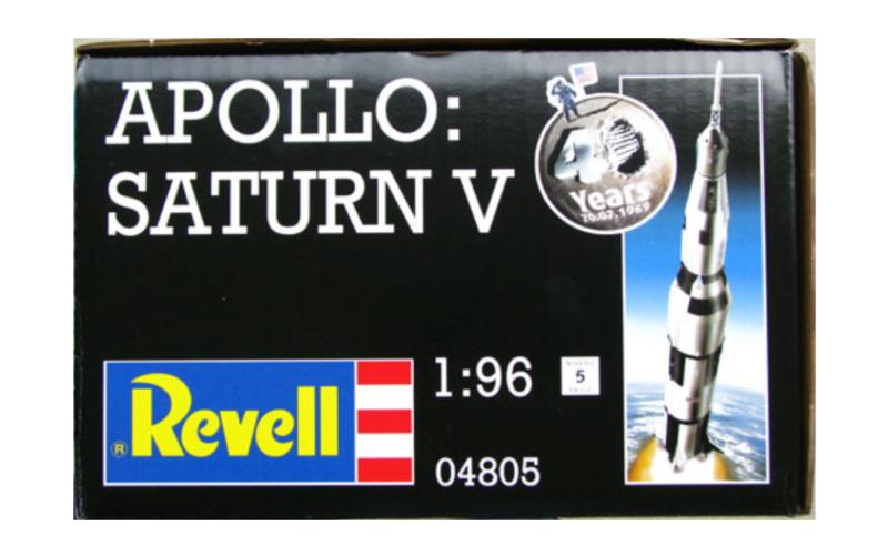 "APOLLO 11. AS-506. ""Peinture des moteurs F-1 "". 013"