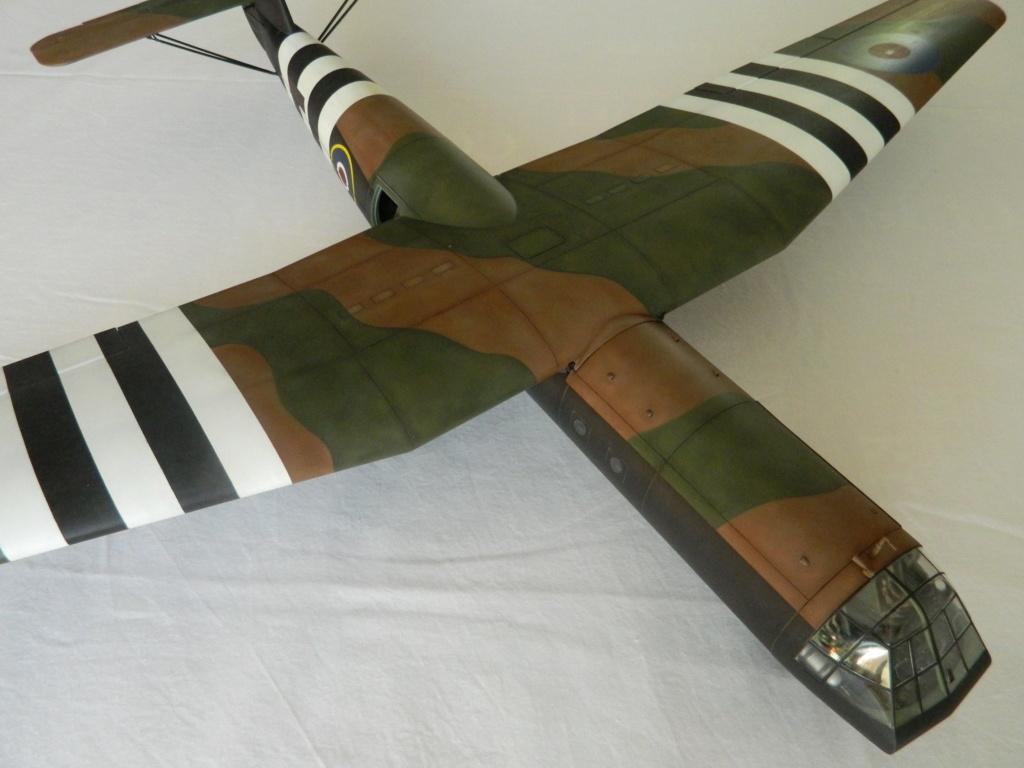A.S.51 HORSA  Mk.1.  Bronco 1/35. Peinture. 10016
