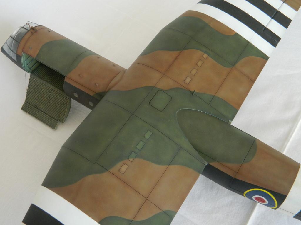 A.S.51 HORSA  Mk.1.  Bronco 1/35. Peinture. 10115