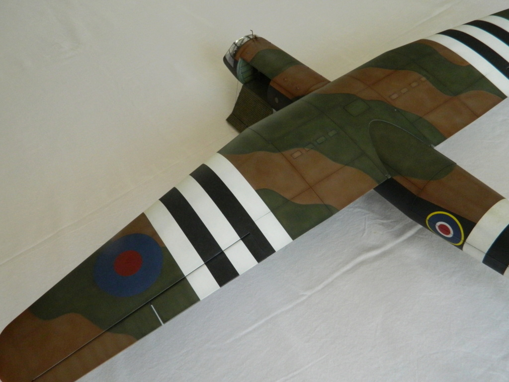 A.S.51 HORSA  Mk.1.  Bronco 1/35. Peinture. 10215