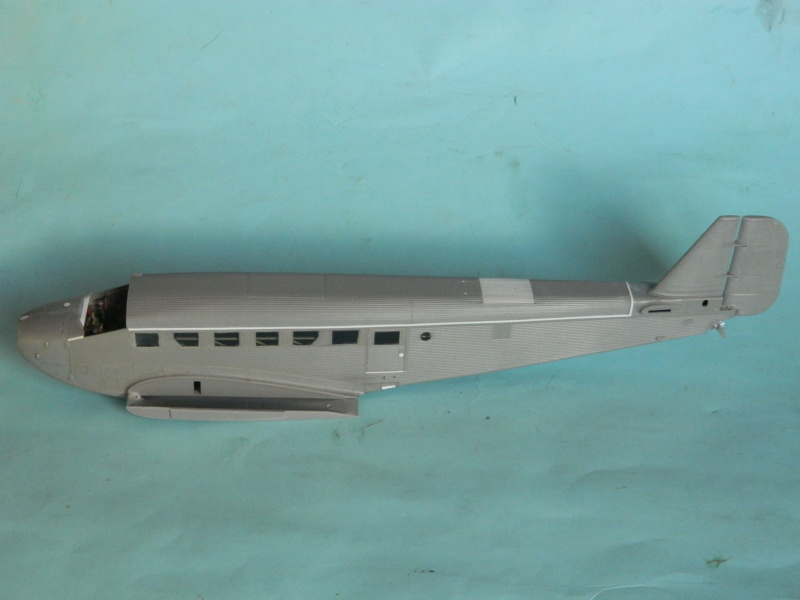 """Ju 52. Revell 1/48. """"Ende"""". - Page 2 1030"""
