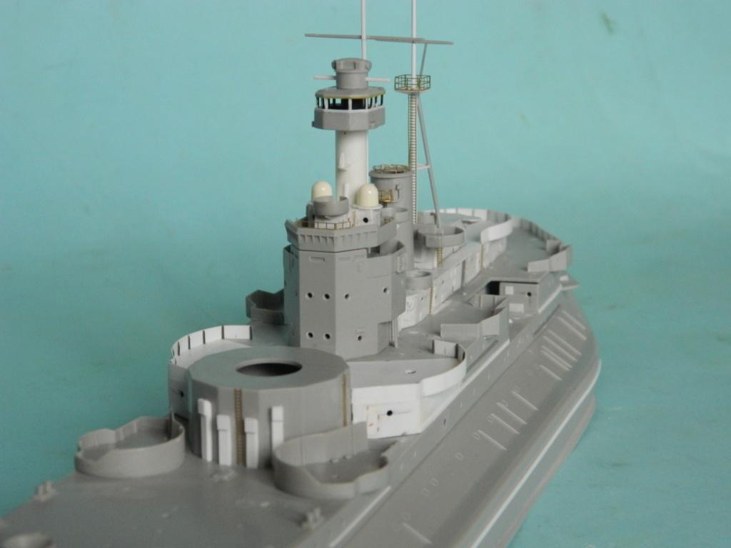 HMS Abercrombie Monitor - 1/350 - Trumpeter. Suite. 1031