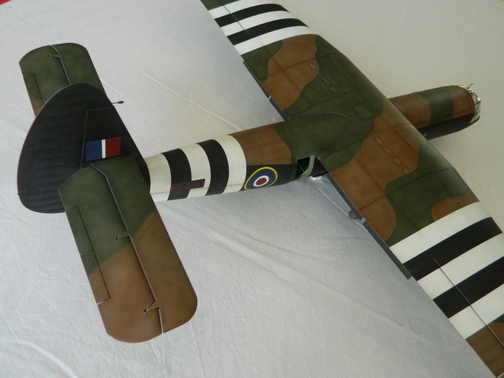 A.S.51 HORSA  Mk.1.  Bronco 1/35. Peinture. 10314