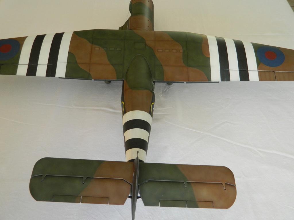 A.S.51 HORSA  Mk.1.  Bronco 1/35. Peinture. 10413