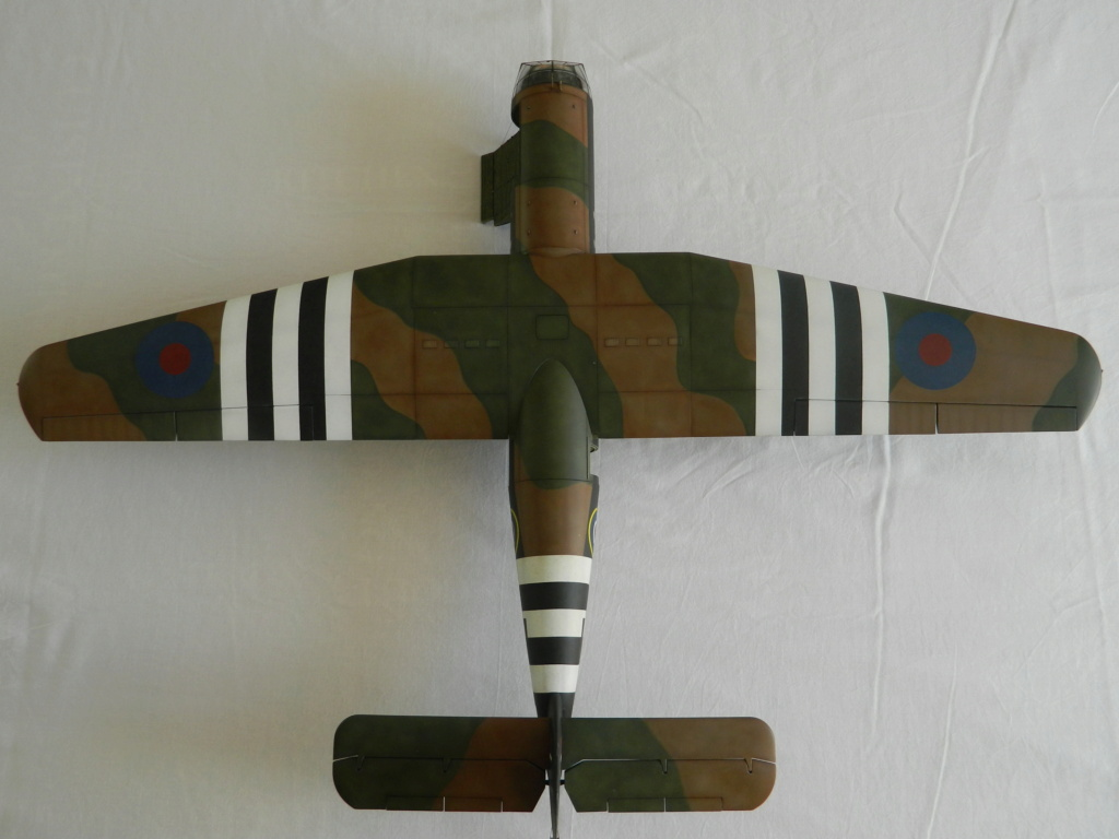 A.S.51 HORSA  Mk.1.  Bronco 1/35. Peinture. 10514