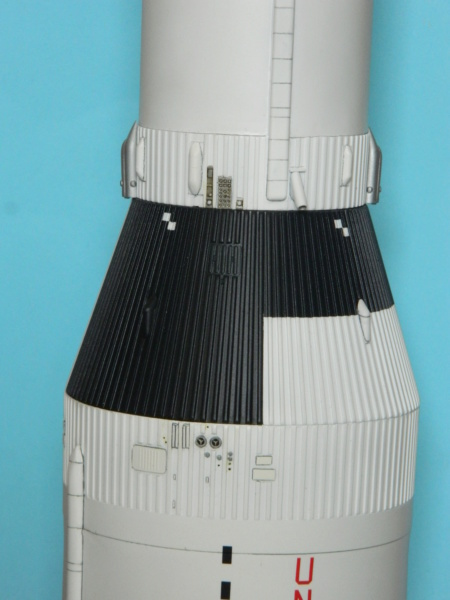 APOLLO 11. AS-506.   Saturn v . Terminé. - Page 5 11110