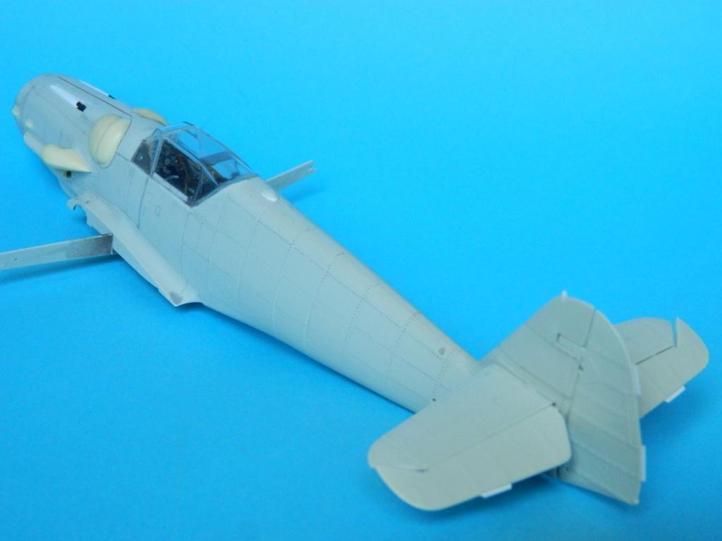 Messerschmitt Bf.109 G14. Revell 1/32. Ende. 1124