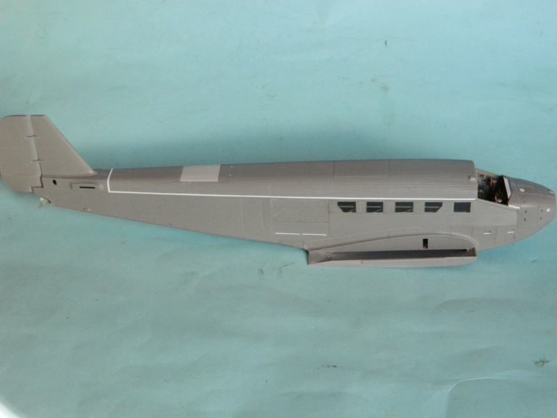 """Ju 52. Revell 1/48. """"Ende"""". - Page 2 1129"""