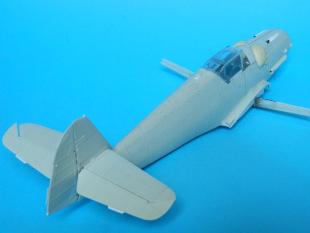 Messerschmitt Bf.109 G14. Revell 1/32. Ende. 1222