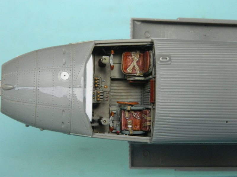 """Ju 52. Revell 1/48. """"Ende"""". - Page 2 1227"""