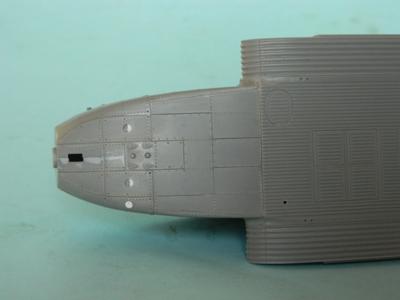"""Ju 52. Revell 1/48. """"Ende"""". - Page 2 1325"""
