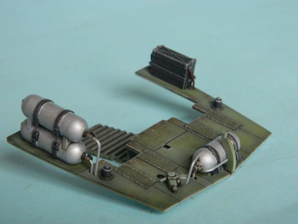 Airspeed A.S.51 Horsa Glider Mk.1 (Bronco 1/35°) : Peinture 1327