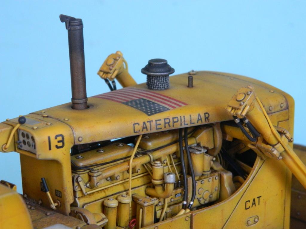 "BULLDOZER CATERPILLAR DH-8. AMT 1/25. "" Fini "" . - Page 3 14510"