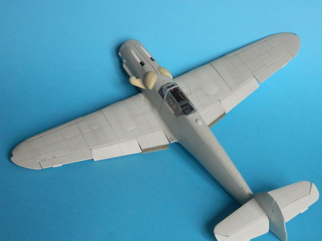 Messerschmitt Bf.109 G14. Revell 1/32. Ende. 1519