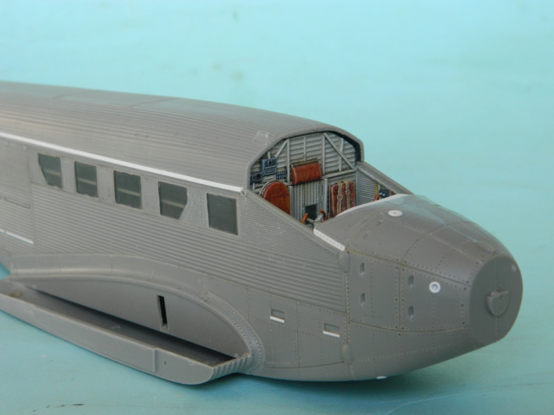 """Ju 52. Revell 1/48. """"Ende"""". - Page 2 1523"""