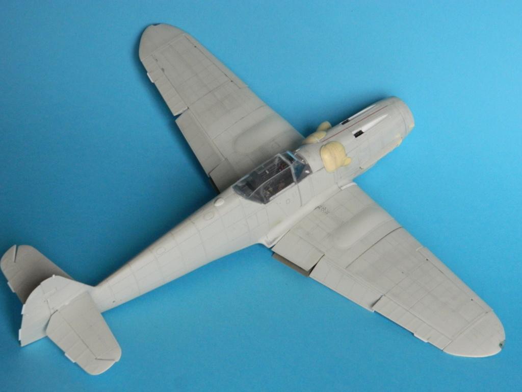 Messerschmitt Bf.109 G14. Revell 1/32. Ende. 1618