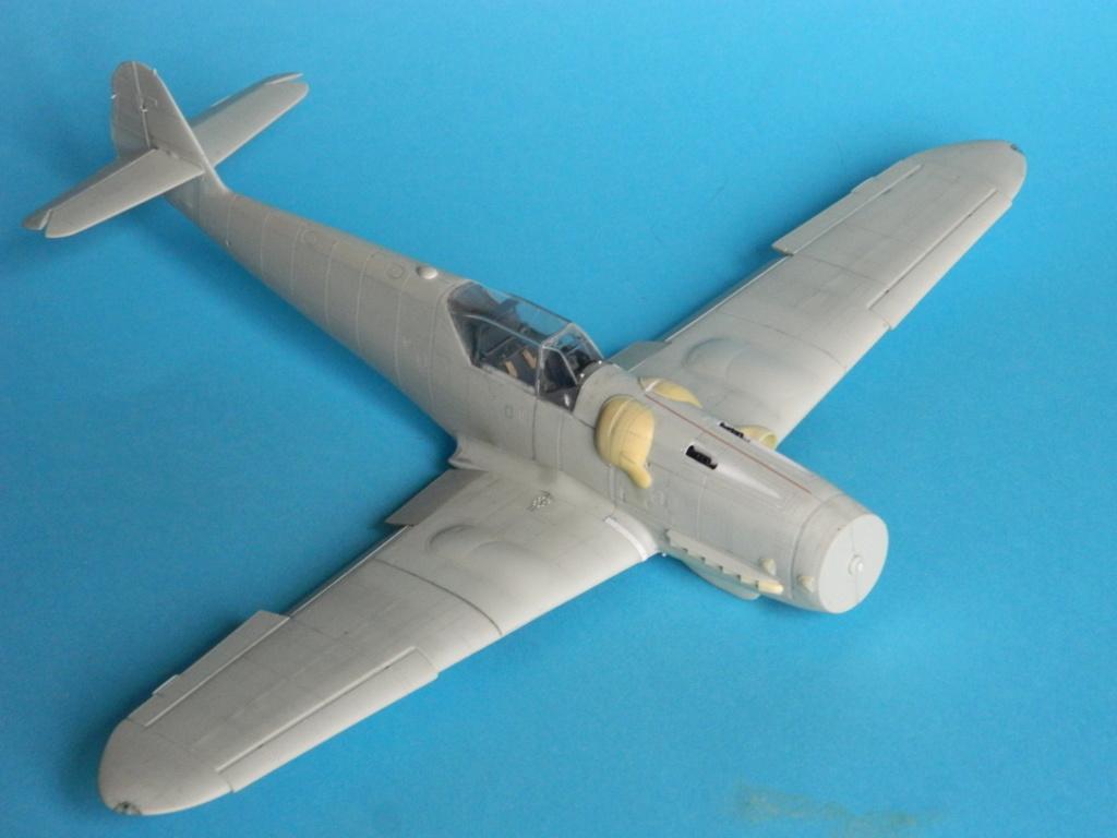 Messerschmitt Bf.109 G14. Revell 1/32. Ende. 1721