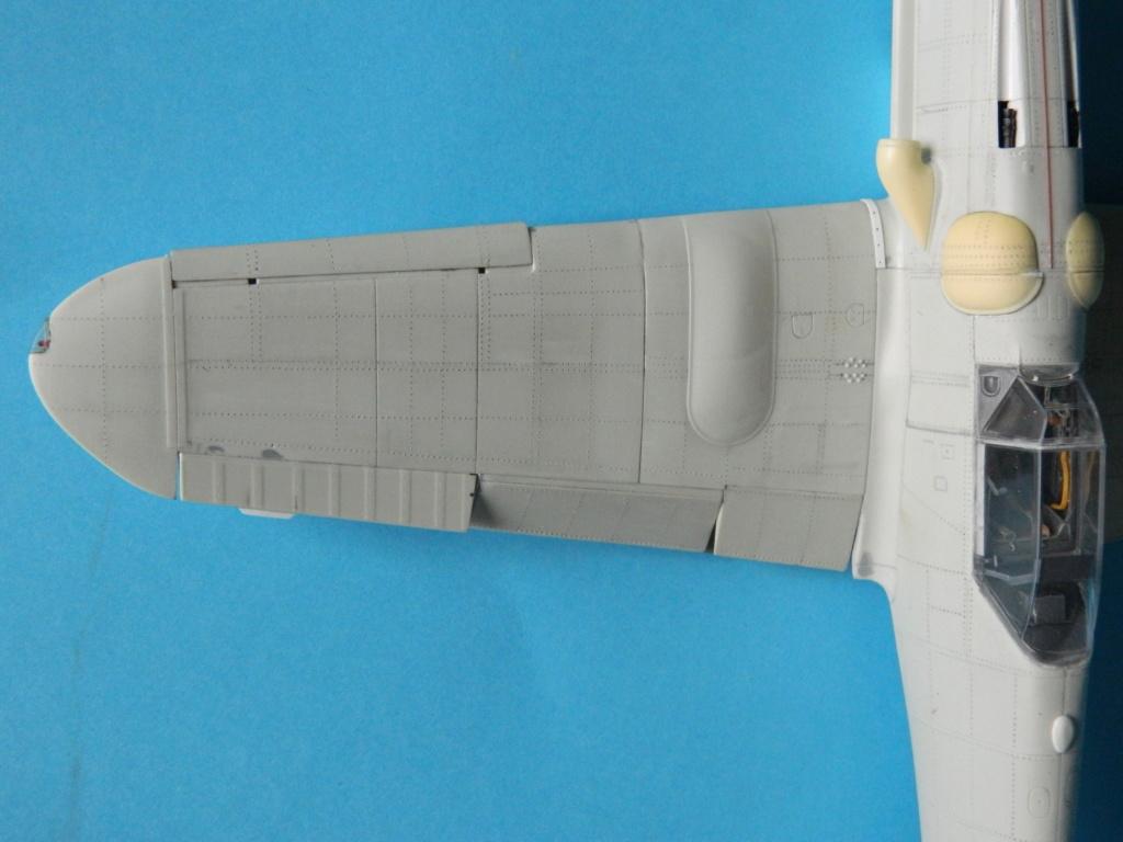 Messerschmitt Bf.109 G14. Revell 1/32. Ende. 1921