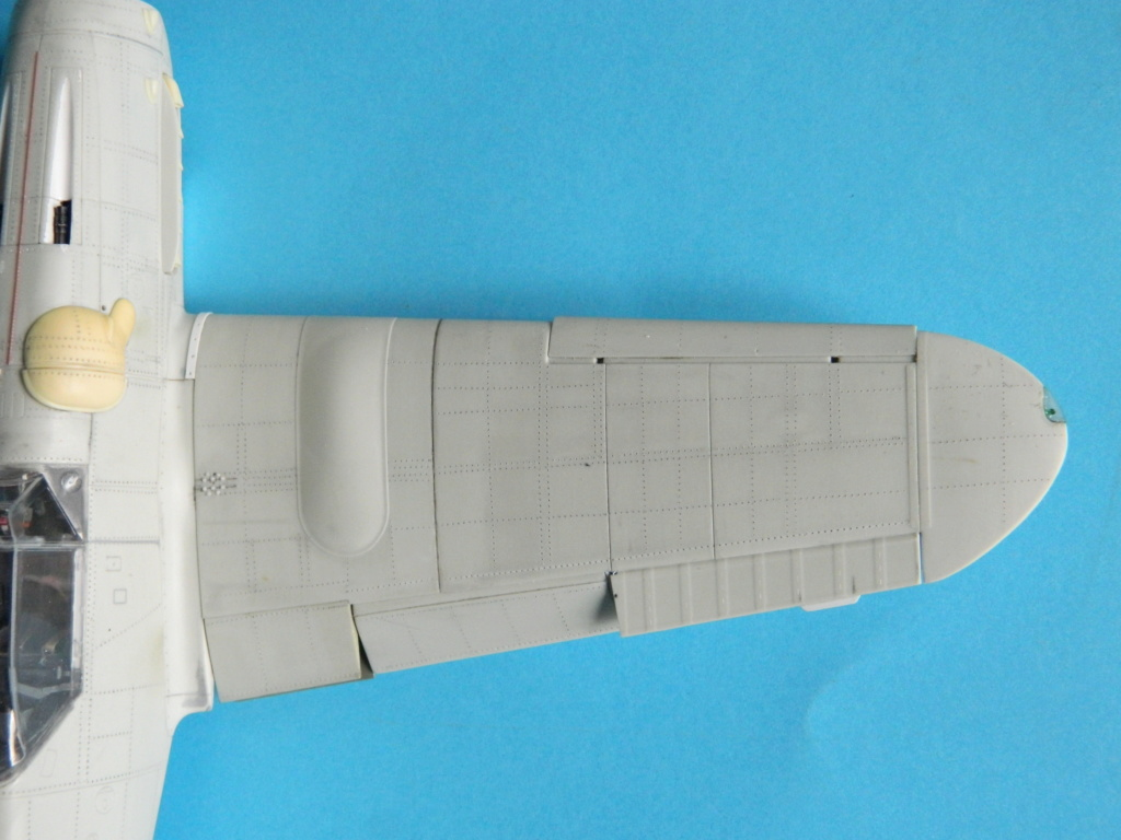 Messerschmitt Bf.109 G14. Revell 1/32. Ende. 2020