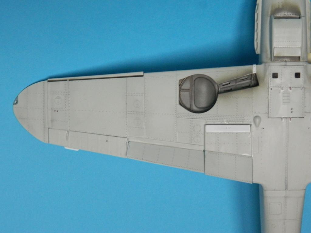 Messerschmitt Bf.109 G14. Revell 1/32. Ende. 2119