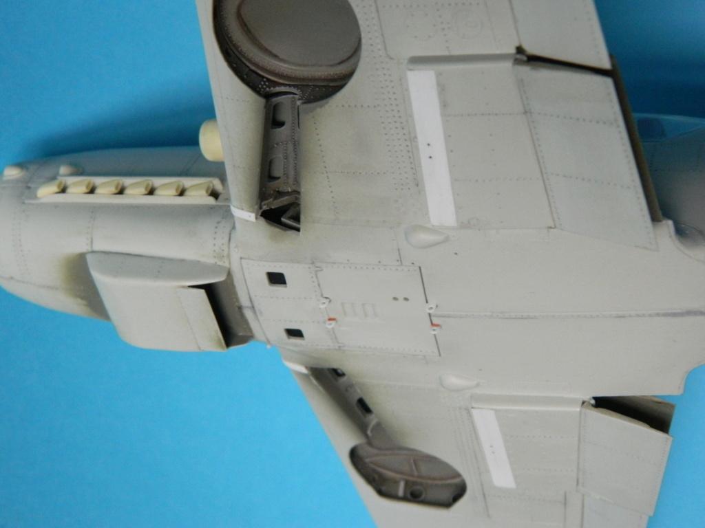 Messerschmitt Bf.109 G14. Revell 1/32. Ende. 2318