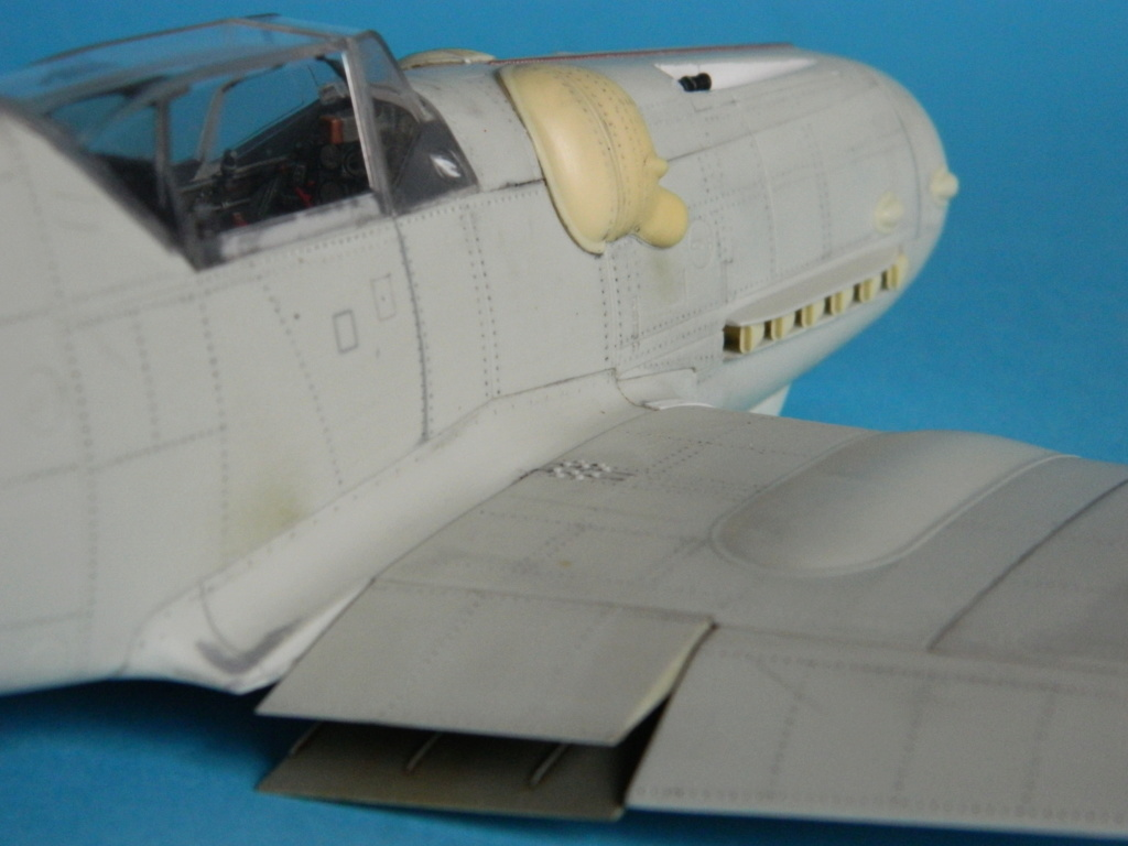 Messerschmitt Bf.109 G14. Revell 1/32. Ende. 2419