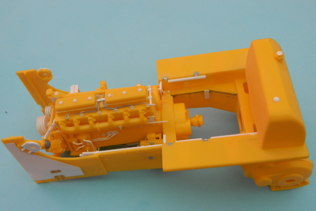 "BULLDOZER CATERPILLAR DH-8. AMT 1/25.""Lot de bord"" . - Page 2 2611"