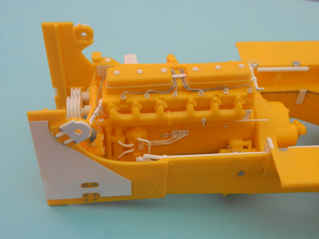 "BULLDOZER CATERPILLAR DH-8. AMT 1/25.""Lot de bord"" . - Page 2 2920"