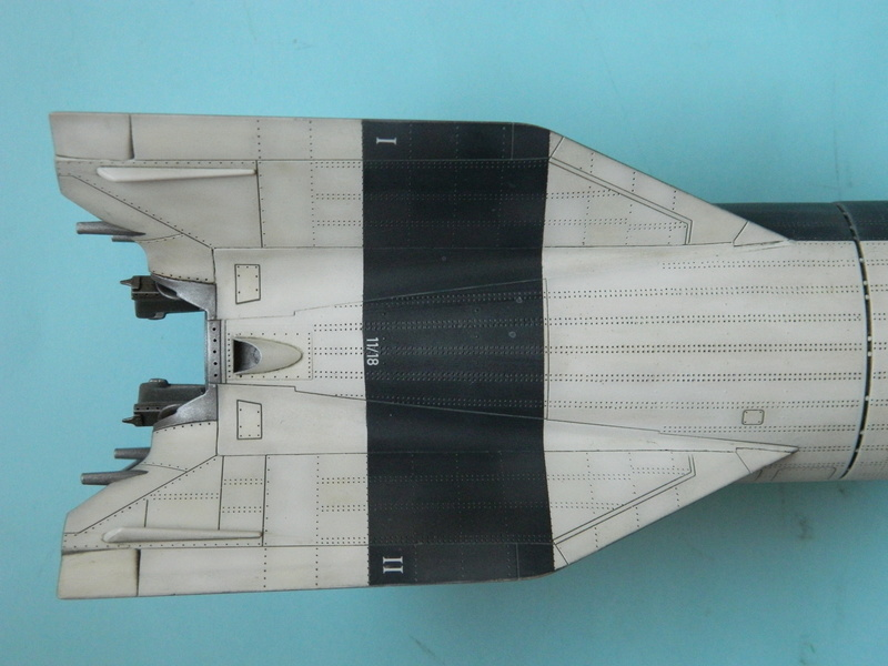Vergeltungswaffe V-2 . A4.Fini, ou presque. 3110