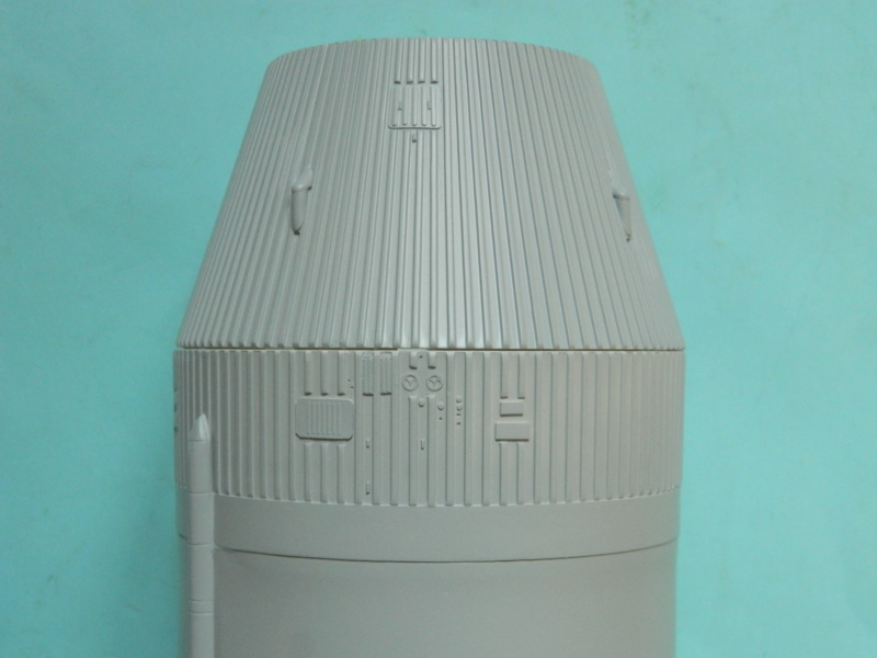 "APOLLO 11. AS-506. ""Peinture des moteurs F-1 "". 3117"