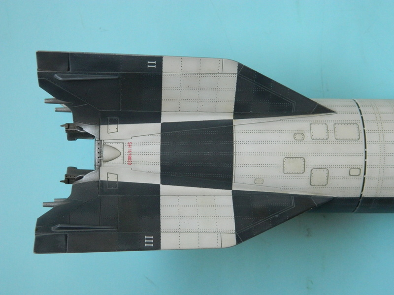 Vergeltungswaffe V-2 . A4.Fini, ou presque. 3210