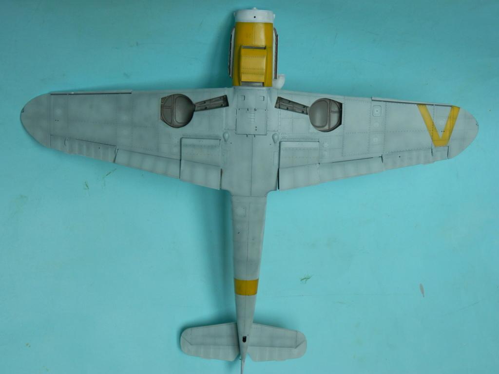 Messerschmitt Bf.109 G14. Revell 1/32. Ende. 3218