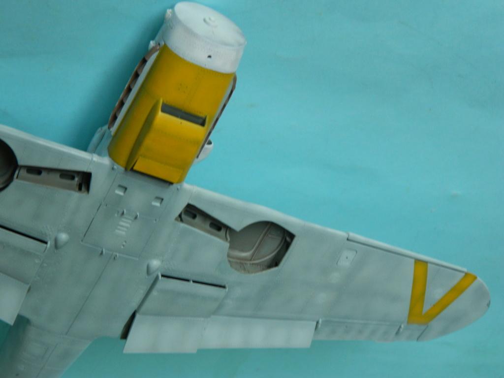 Messerschmitt Bf.109 G14. Revell 1/32. Ende. 3319