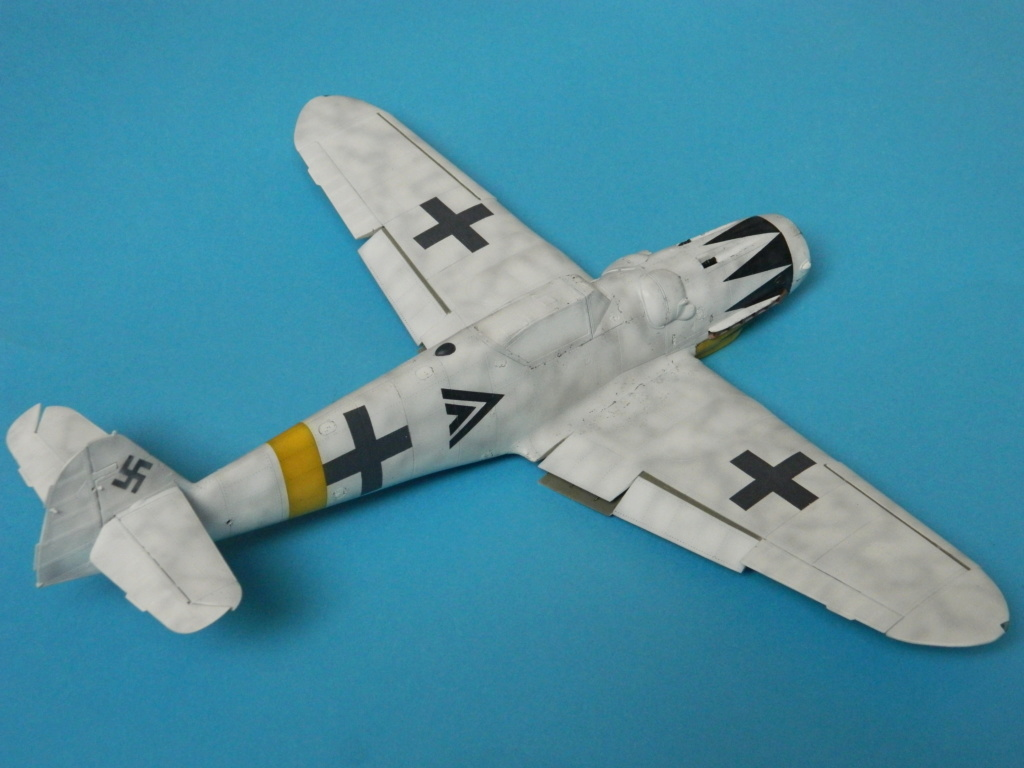Messerschmitt Bf.109 G14. Revell 1/32. Ende. - Page 2 3419