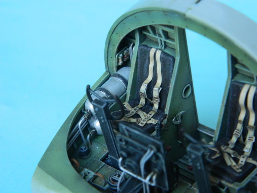 A.S.51 HORSA  Mk.1.  Bronco 1/35. Fermeture du fuselage. 3424