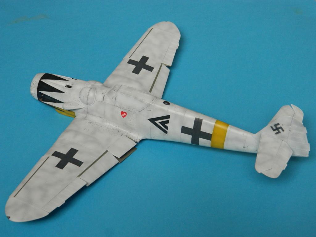 Messerschmitt Bf.109 G14. Revell 1/32. Ende. - Page 2 3518