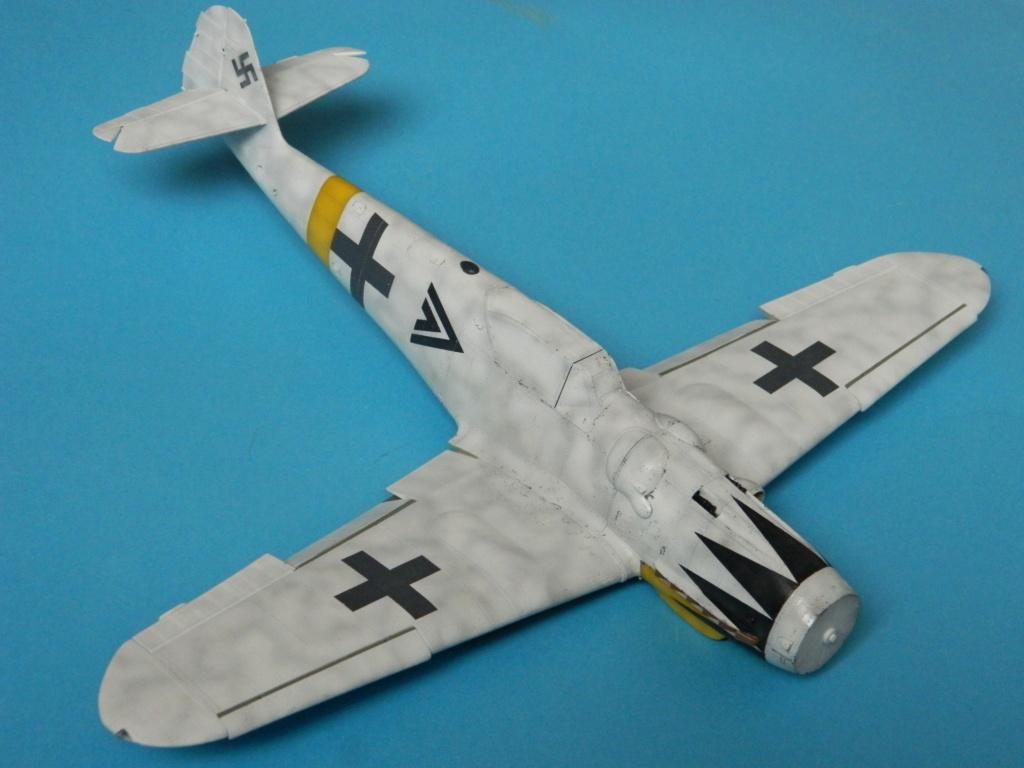 Messerschmitt Bf.109 G14. Revell 1/32. Ende. - Page 2 3618