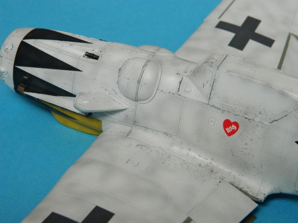 Messerschmitt Bf.109 G14. Revell 1/32. Ende. - Page 2 3818