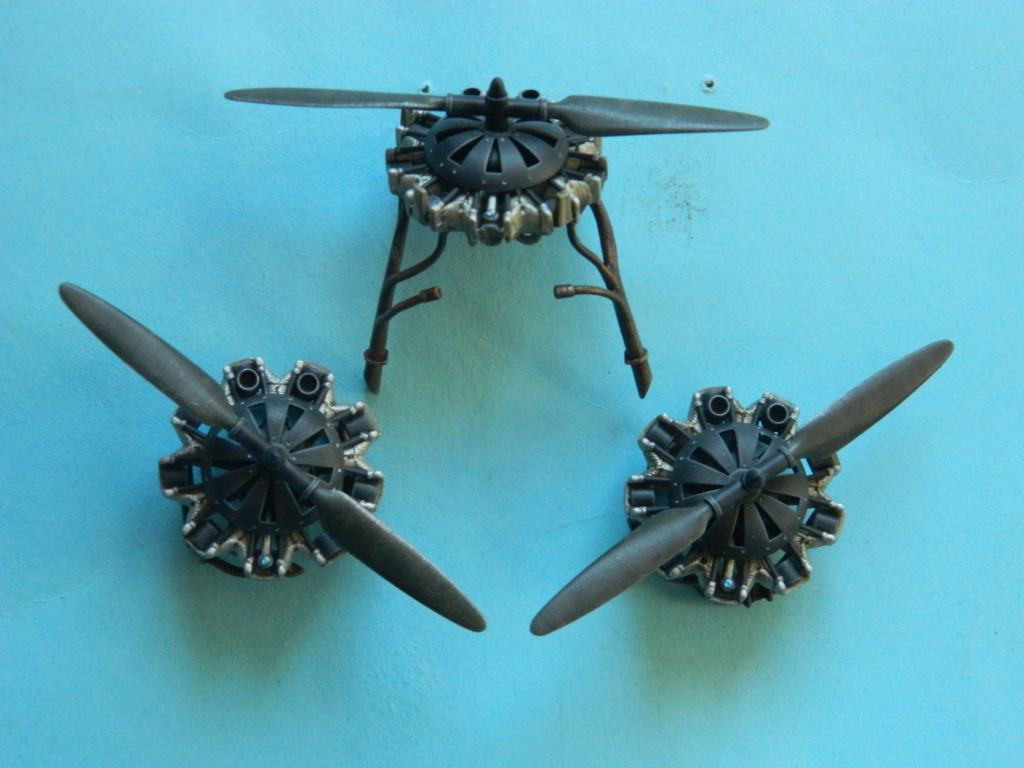 """Ju 52. Revell 1/48. """"Ende"""". - Page 4 3822"""