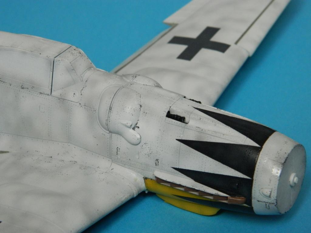 Messerschmitt Bf.109 G14. Revell 1/32. Ende. - Page 2 3918
