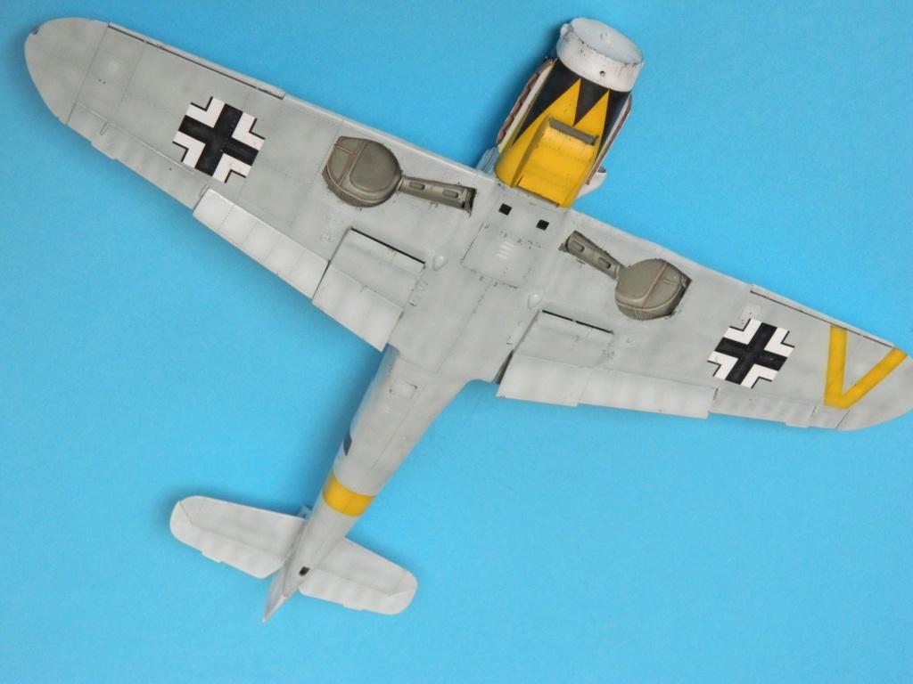 Messerschmitt Bf.109 G14. Revell 1/32. Ende. - Page 2 4120