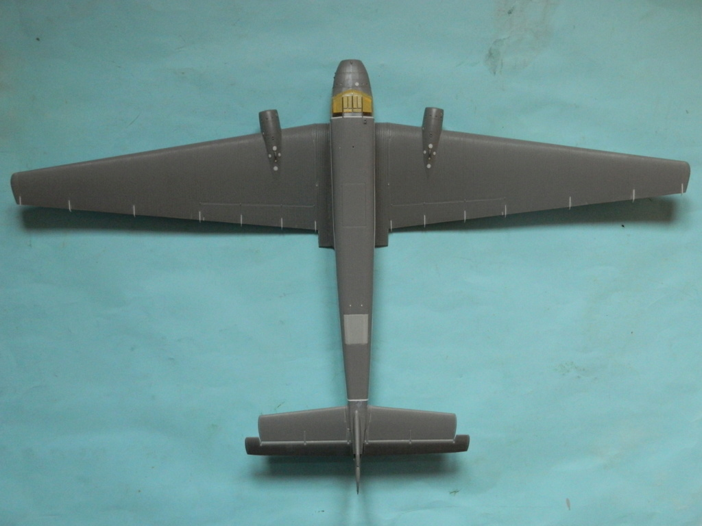 """Ju 52. Revell 1/48. """"Ende"""". - Page 4 4124"""