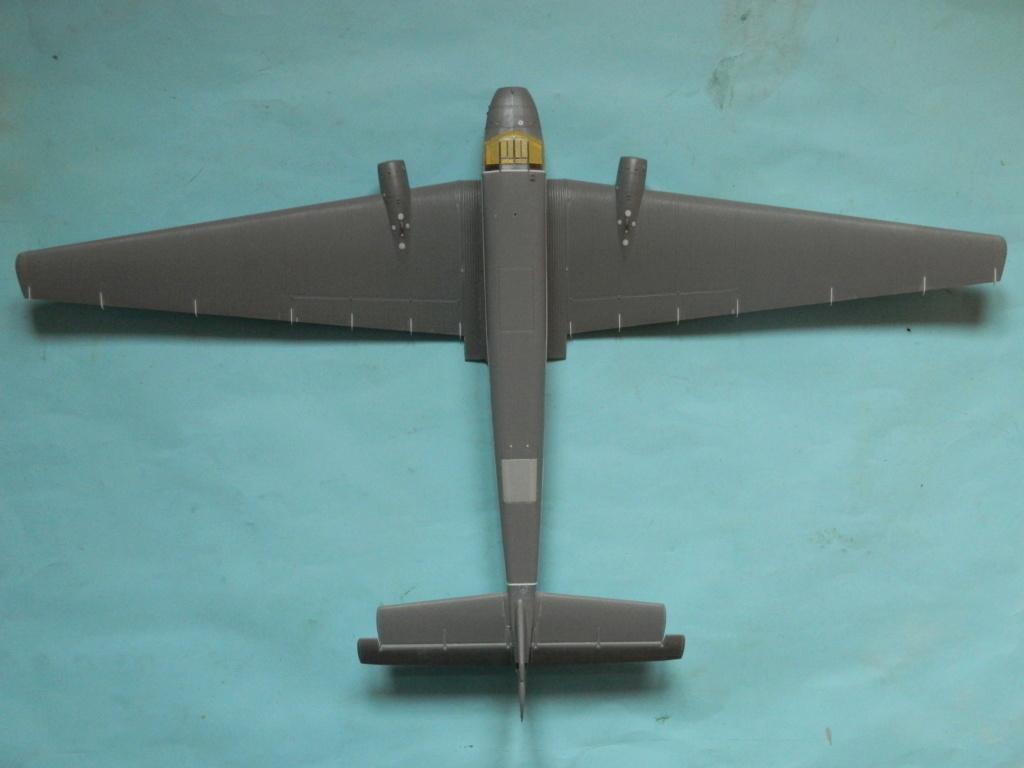 """Ju 52. Revell 1/48. """"Ende"""". 4124"""