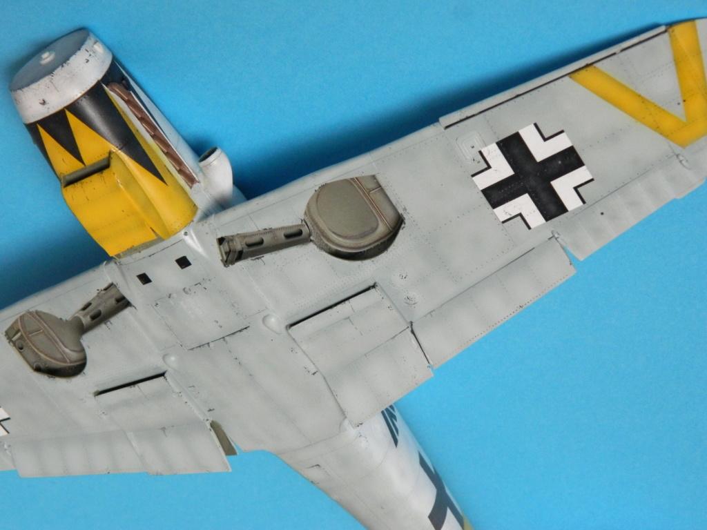 Messerschmitt Bf.109 G14. Revell 1/32. Ende. - Page 2 4220